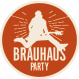 brauhaus party web badge